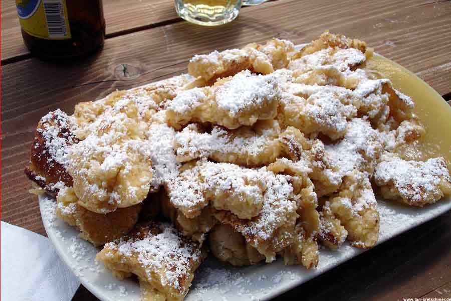 Австрийские десерты рецепт
